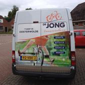 De Jong Tweewielers - Oosterwolde